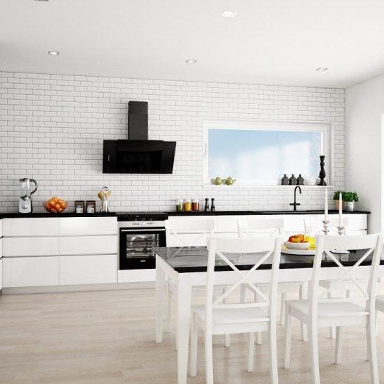 3D Allrum med kök