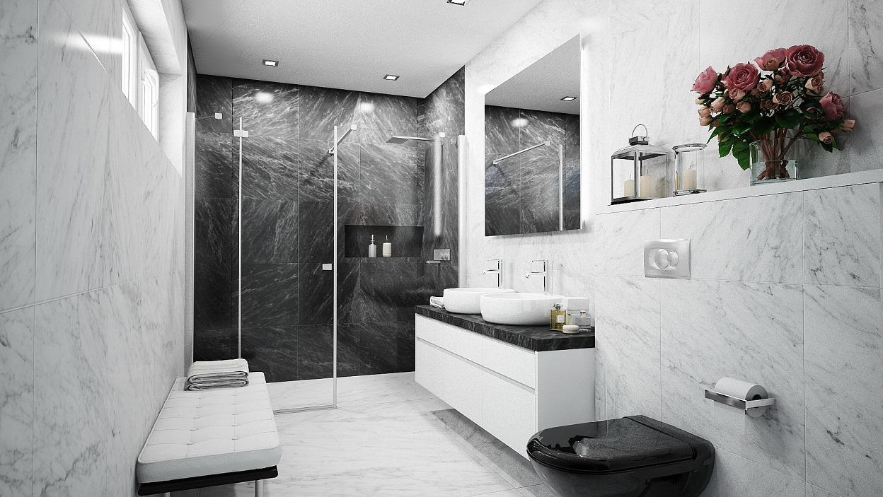 rendering av badrum