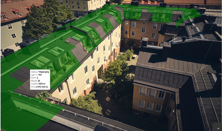 3D Bostadsväljare